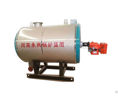 Yy Q W Horizontal Oil Gas Boiler