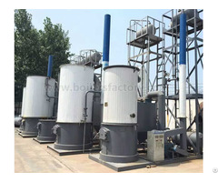 Ygl Vertical Manually Solid Fuel Boiler