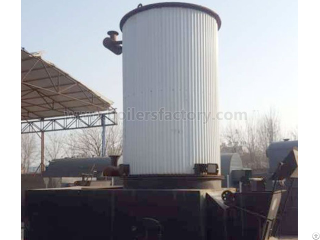 Yll Vertical Automatically Solid Fuel Boiler
