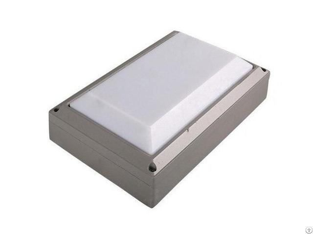 Rectangle Led Bulkhead Light 20w Aluminum Housing Ip65