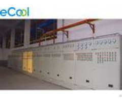 Steel Structure Pu Board Assembling Freezer Storage Warehouse For Frozen Seafood