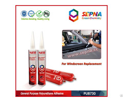 Auto Glass Windscreen Replacement Adhesive Sealant Pu8730