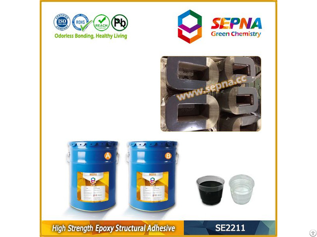 High Strength Two Part Epoxy Structural Adhesive Se2211