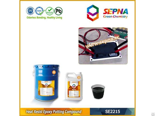 Two Part Thermally Conductive Epoxy Potting Compound Se2215