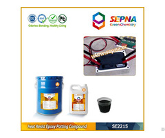 Two Part Thermally Conductive Epoxy Potting Compound Se2215