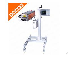 10w 30w 60w Docod X Series Co2 Laser Marking Machine For Wood Bamboo Glass Ceramic