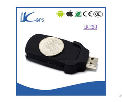 Long Working Hours Waterproof Super Mini Gps Dog Tracker With Real Time Tracking Lk120