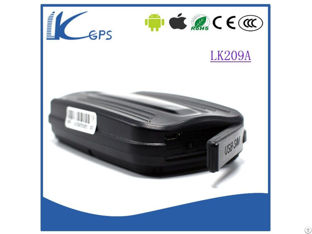 Locate Satellites Gps Tracker Dual Positioning