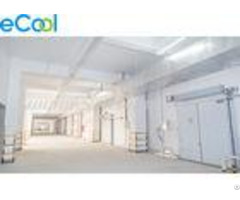 Frozen Fishes And Meat Cold Room Warehouse With Fire Proof Level B2 Panel