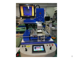 Customer Highly Praised Wds 750 Automatic Soldering Bga Rework Station
