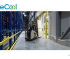 Logistics Polyurethane Board Insulated Cold Storage For Packed Product Preservation