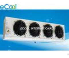 Cold Storage Indoor Air Cooled Evaporator Energy Saving With Copper Tube Al Fins
