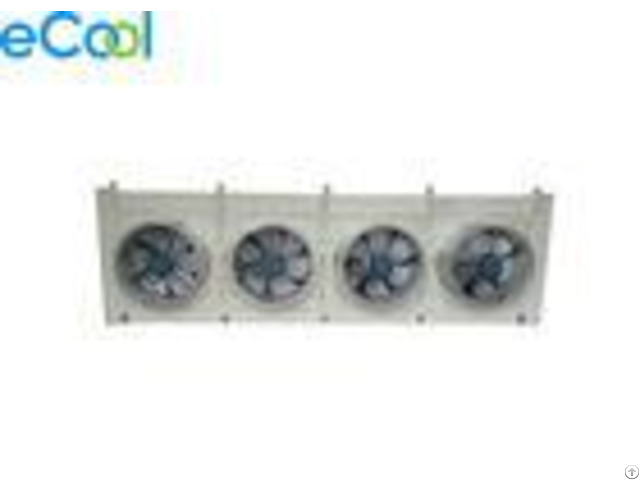 Cold Room Copper Tube Air Cooled Evaporator Aluminum Fins Evaporative Condenser