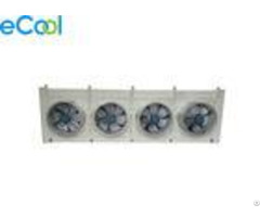 Cold Room Copper Tube Air Cooled Evaporator Aluminum Fins Evaporative Condenser