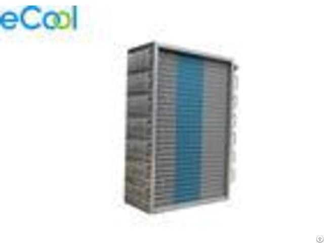 Custom Copper Tube Air Cooled Aluminum Fin Evaporator Coil For Cold Storage
