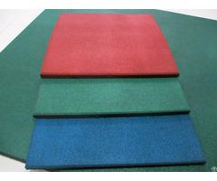 Square Rubber Tile