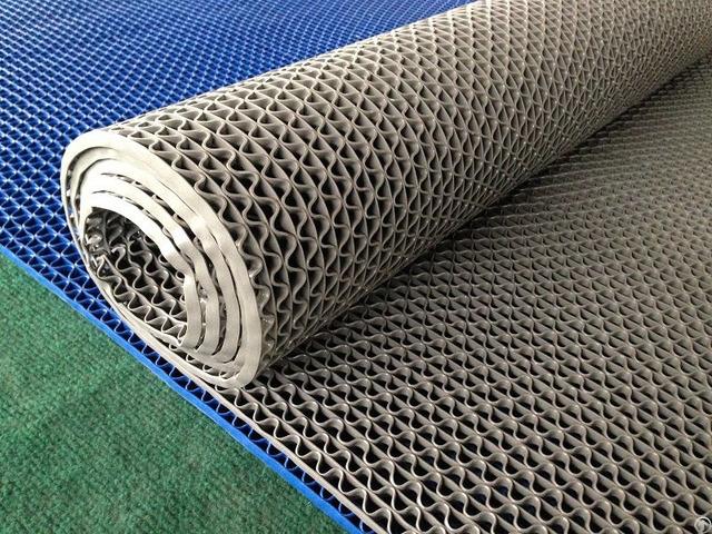 Pvc S Floor Mat