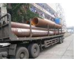 P12 Nde Seamless Alloy Steel Pipe Plain Bevel End Nominal Wall Thickness