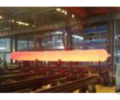 Round Shape Seamless Steel Tube Astm A519 Ground Outside Surface For Gas Cylinder