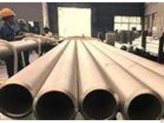 Astm A312 Seamless Stainless Steel Tubinghigh Temperature Service Application