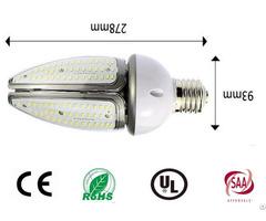 Ip65 Led Corn Light 80w Waterproof For Outdoor Enclosed Fixtures
