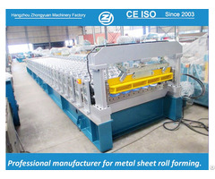 Coil Width Cladding Roll Forming Machine