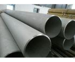 Seamless Stainless Steel Round Pipeastm A312 Tp347h For High Temperature Service