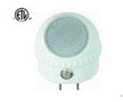 Yellow Color Led Plug In Night Light For Hallway Etl Listed Energy Efficient