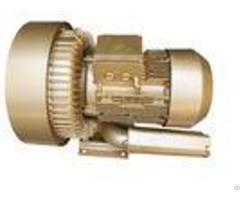 20hp Double Stage Vortex Blower Fan Side Channel Vacuum Pump High Pressure