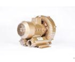 Portable 1 5kw Goorui Side Channel Blower Vacuum Pump For Packing Machine