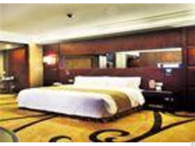 Modern King Size Bedroom Sets Luxury Hotel Furniture In Mdf