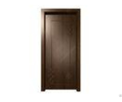 Wooden Hotel Room Door Waterproof High Rigidity Anti Scratch Environment Friendly