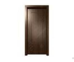 Wooden Hotel Room Door Waterproof High Rigidity Anti Scratch Environment Friendly