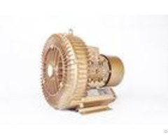 Single Stage Air Ring Blower For Carwash System 2 2kw Energy Saving