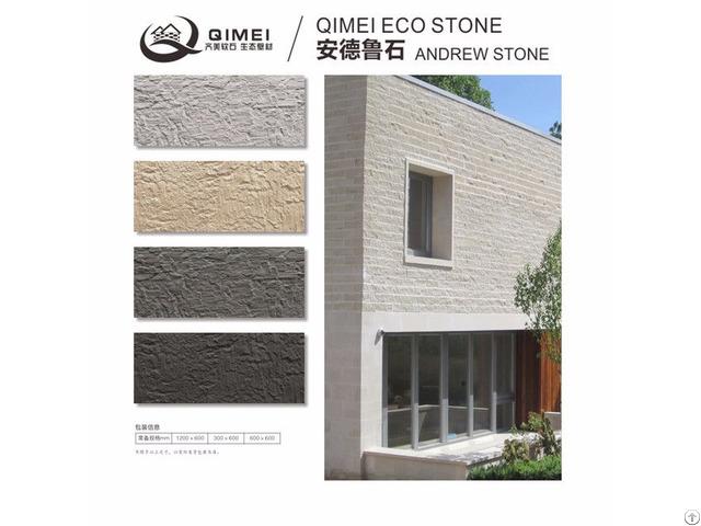 China Origin Stonedecoration Materials Soft And Bendable Stone