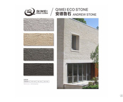 China Origin Stonedecoration Materials Soft And Bendable Stone