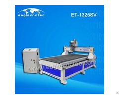 Cnc Router Engraving Machine With Vacuum Pump Table