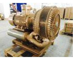 22kw Big Air Flow Explosion Proof Vacuum Pump High Pressure Low Noise