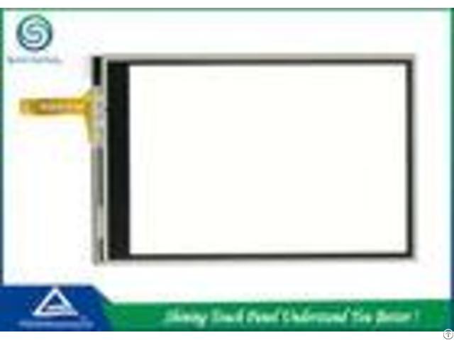 Film Glass 7 Inch 4 Wire Resistive Touch Screen Panelhigh Sensitivity