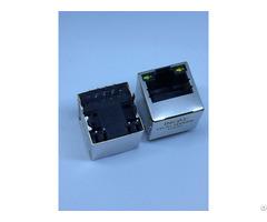 Si 46001 F 1 Port Vertical Rj45 Modular Jack Connectors