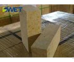 Kiln Boiler High Alumina Refractory Bricks Thermal Stable Insulating Fire Brick