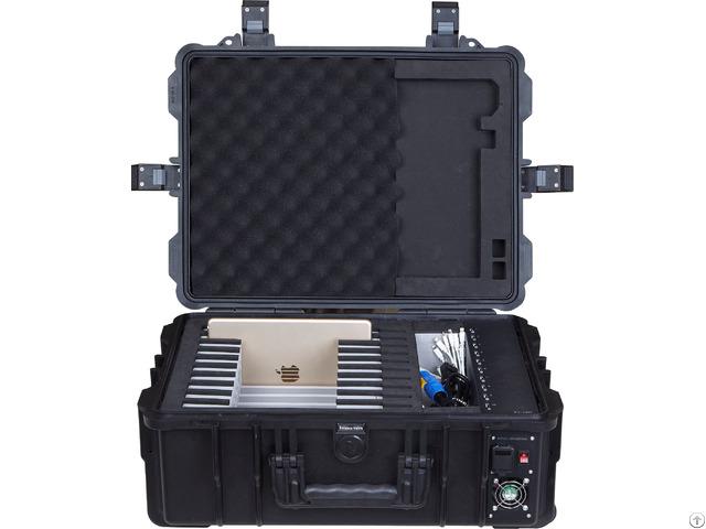 F1 10c Tablet Charging Cart For Schools