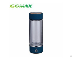 Small Portable Electricity Active Rich Hydrogen Water Generator Sports Bottle For Sale Price