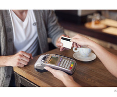 Mobile Payment Handheld Smart Terminal Autoid Pos System