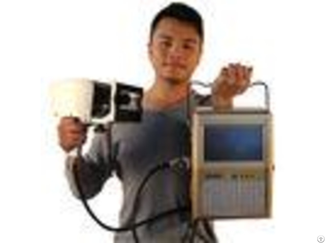 Gold Portable Electric Marking Machine For Stainless Steel Emk Bg01