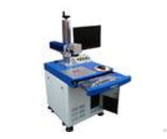 20w Fiber Laser Marking Machinetext On Metal Odm Two Years Guarantee