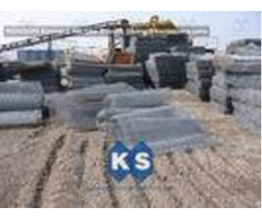 Custom Hexagonal Wire Netting Coated Polyethylene Gabion Mesh Box For Flood Bank