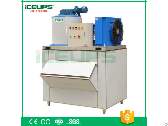 Commercial Small Flake Ice Making Machine
