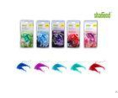 Pvc Hanging Dolphin Essential Oil Air Freshener Car Perfume 24g