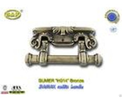 Size 22 5 13cm Ref H014 Gold Color Metal Coffin Handles Zamak Herrajes Para Ataudes